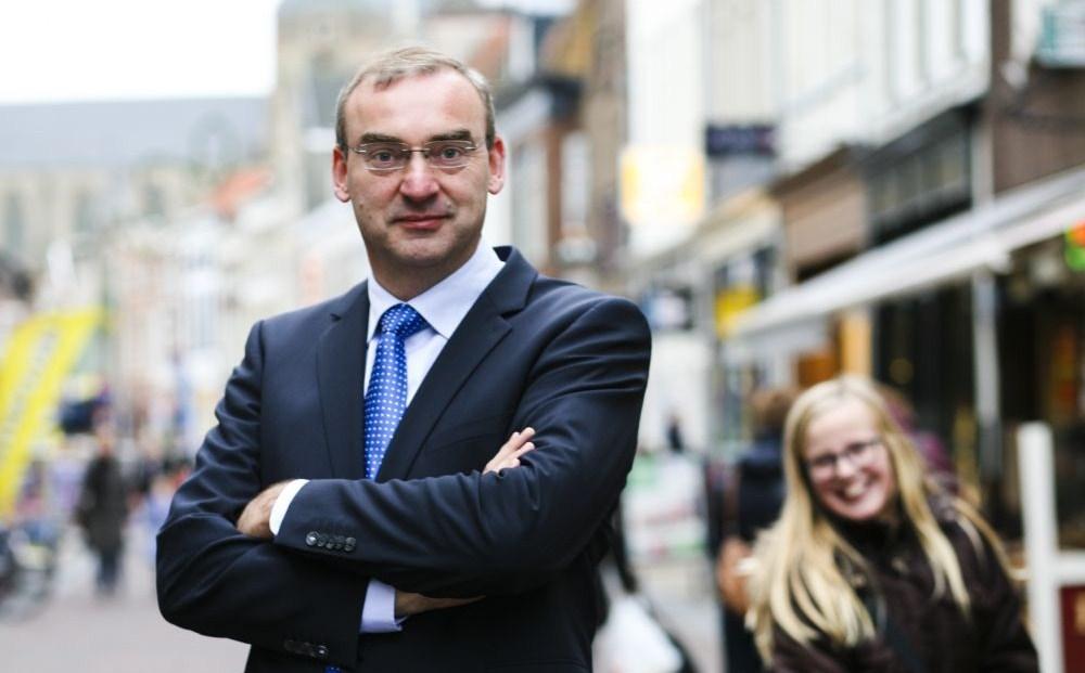 Roel Kuiper benoemd tot rector TU Kampen