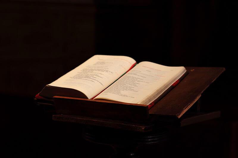 De Bijbel: boek van het verbond