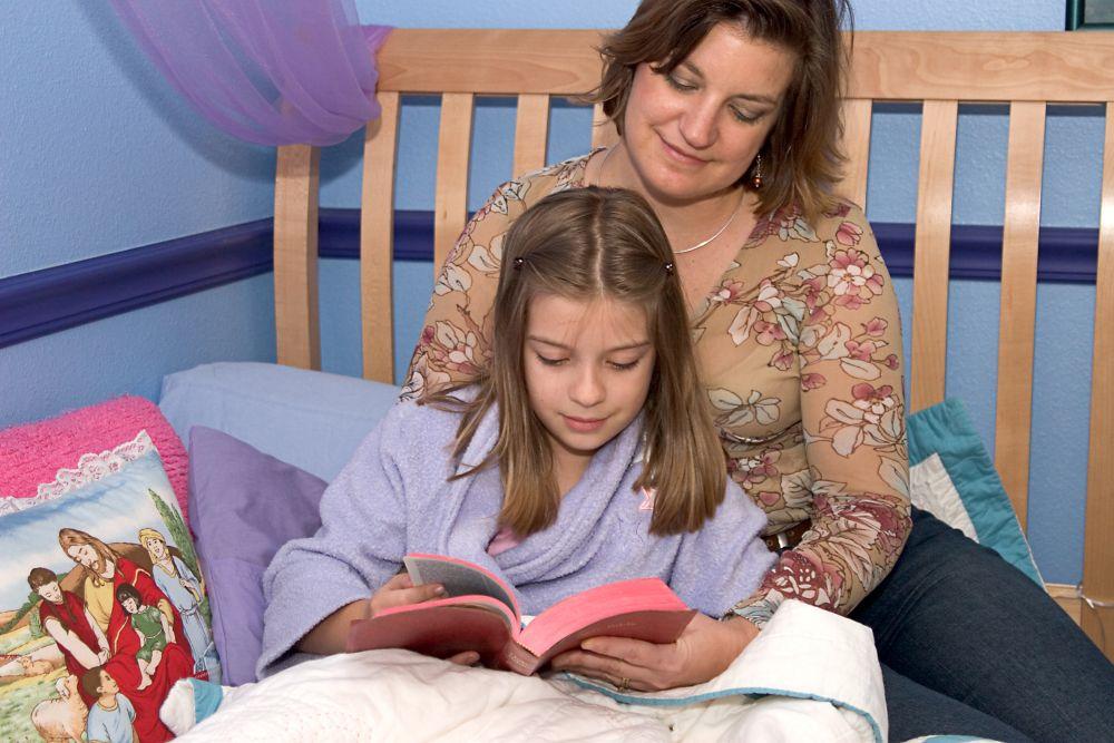 Bijbellezen in je gezin: zeven tips