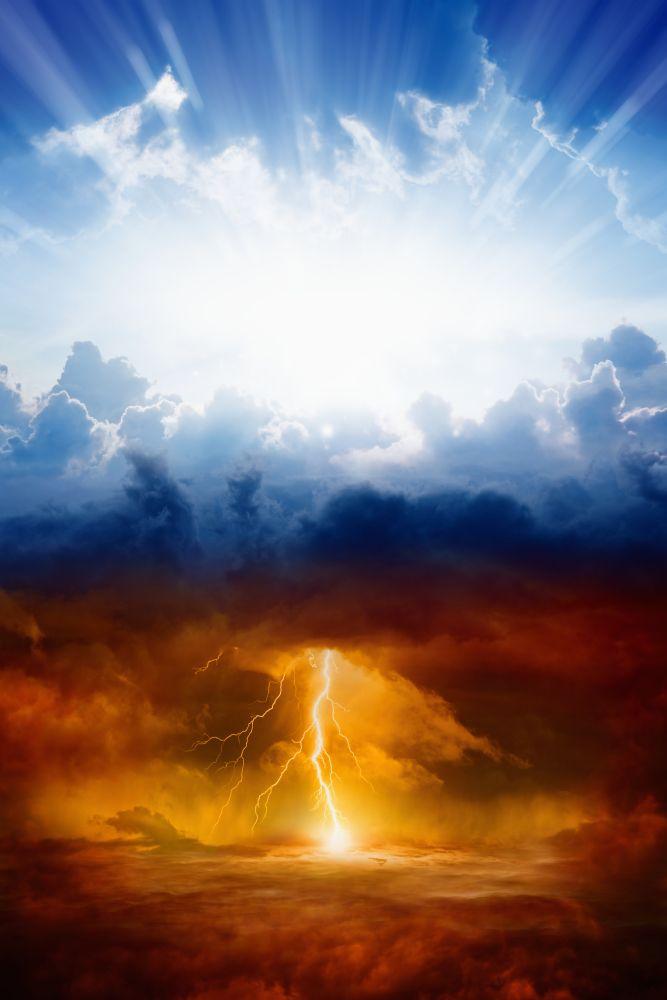 Meedenken met God over Sodom en Gomorra