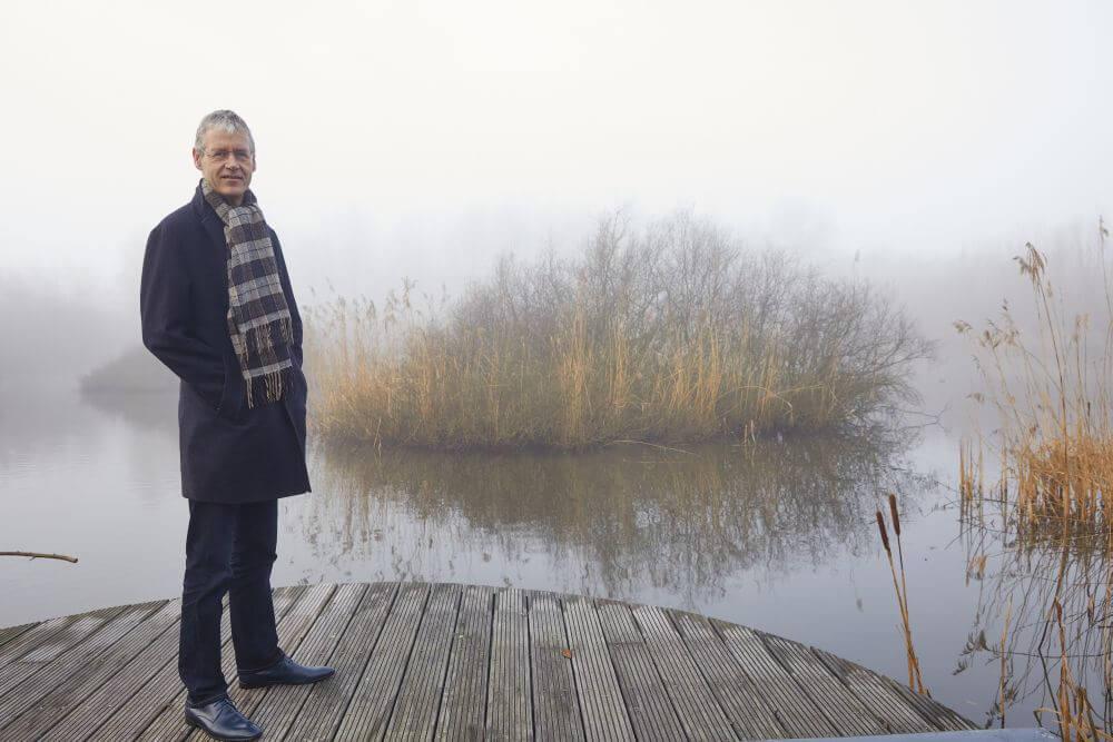 Arie Slob: 'Ik stond erbij, keek ernaar en kon niets doen'