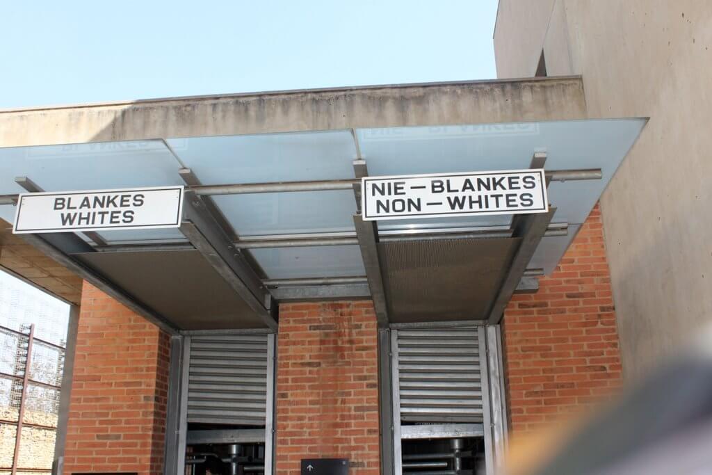 De Reformatie en apartheid