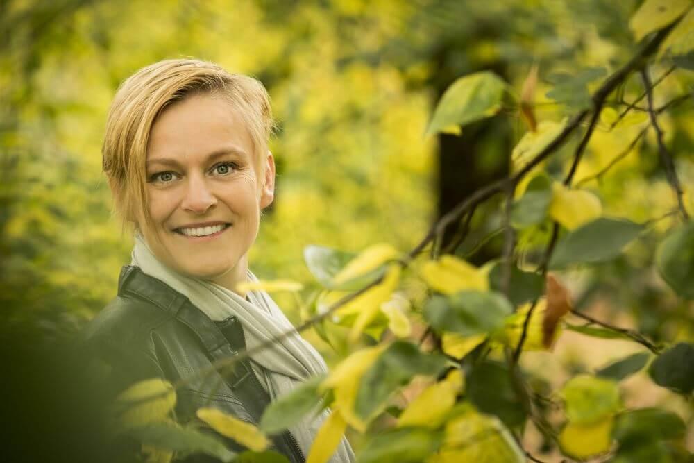 Martine Vonk, voorvechter van duurzaamheid