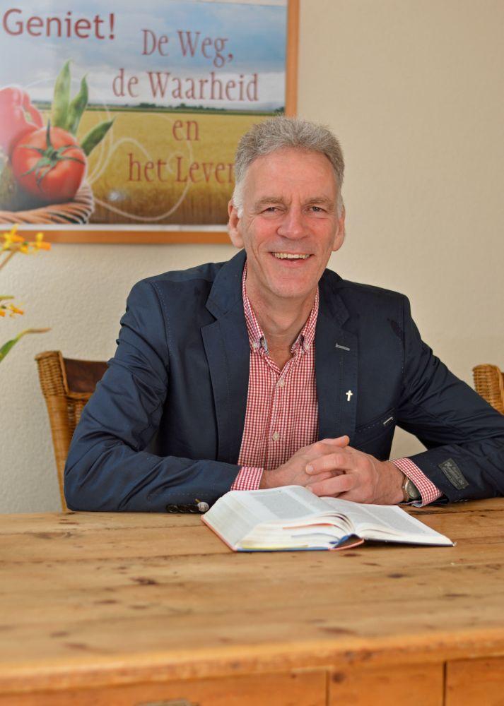 Willem Griffioen: 'Ik verlang dat Jezus recht maakt wat krom is'