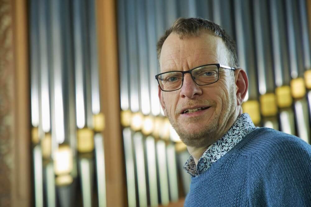 'Als organist ben ik een troostbieder'