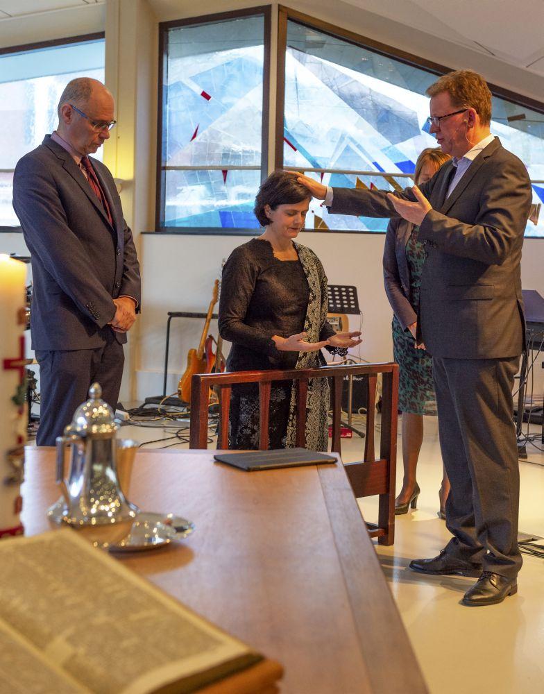 Alice Langbroek-Knoeff wordt alsnog predikant
