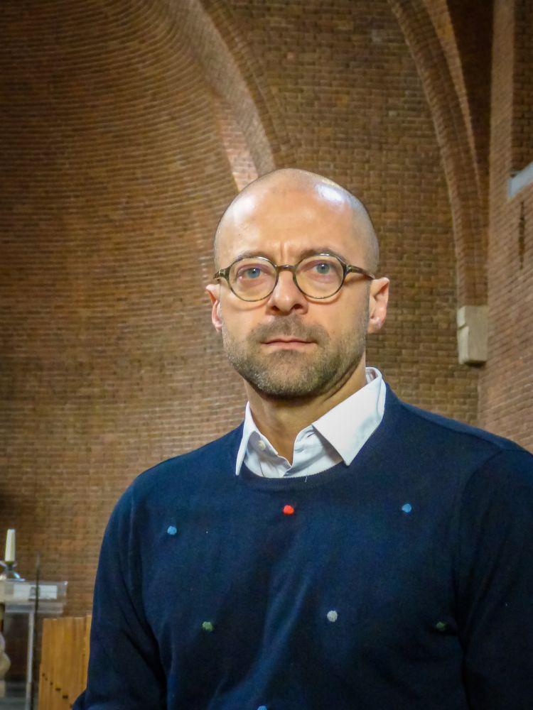 Luigi Gioia: 'Stilte zegt meer dan woorden'