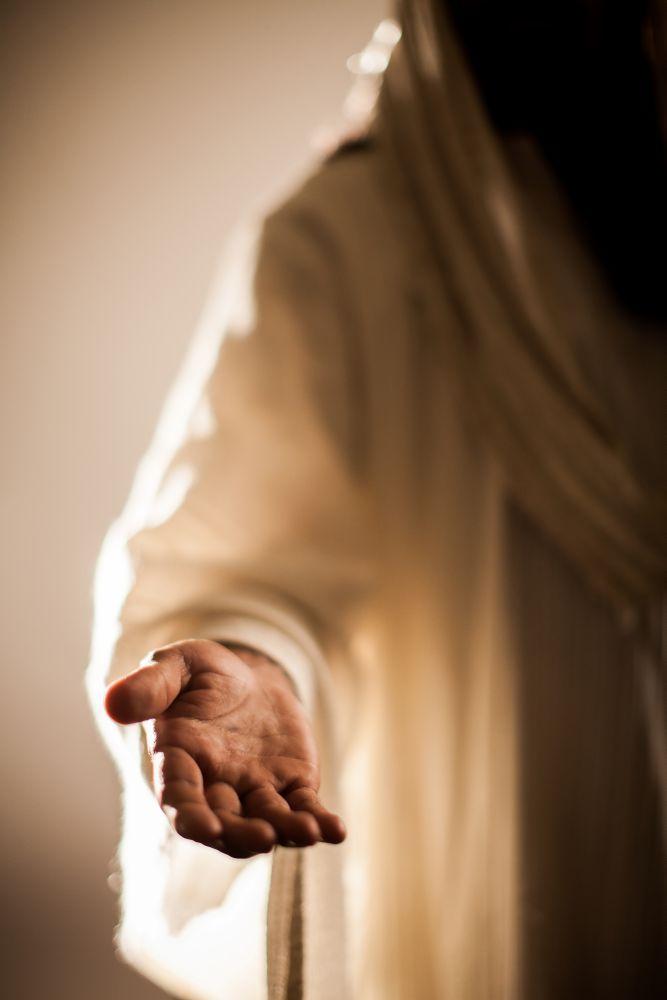 Jezus' verregaande verdraagzaamheid