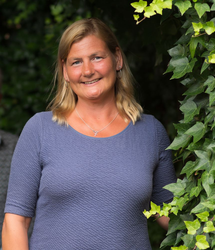 Linda Pasman-Schimmel. (beeld Gert Jan Kole)