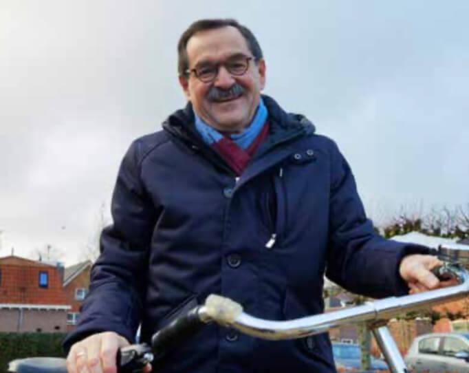 CGK-synodevoorzitter Han Schenau: 'Ik zou het zó graag ook over andere dingen willen hebben'