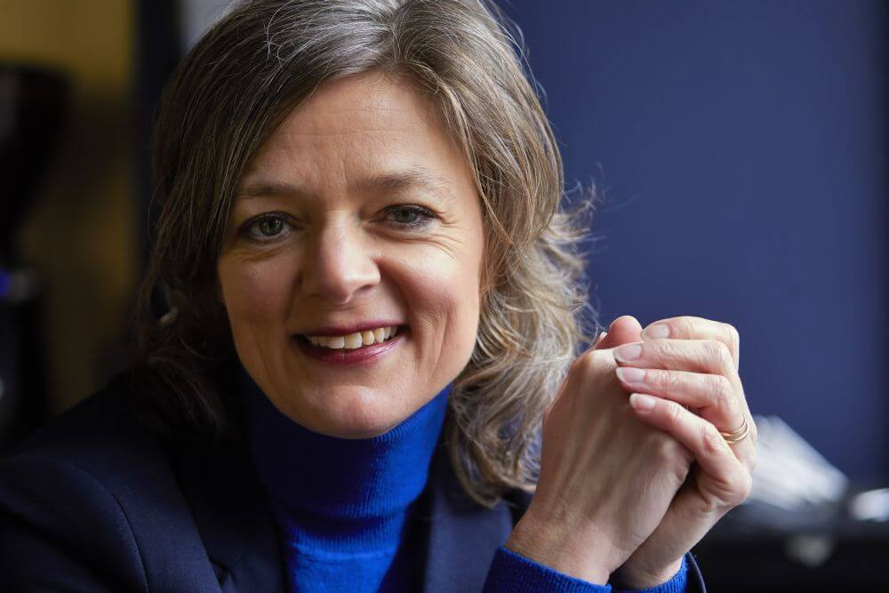 Gerdien Rots: 'Ik ervaar mijn leven niet als succesvol'