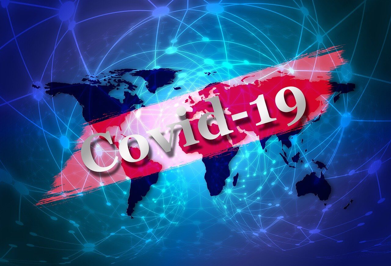 Covid-19 en magazine OnderWeg