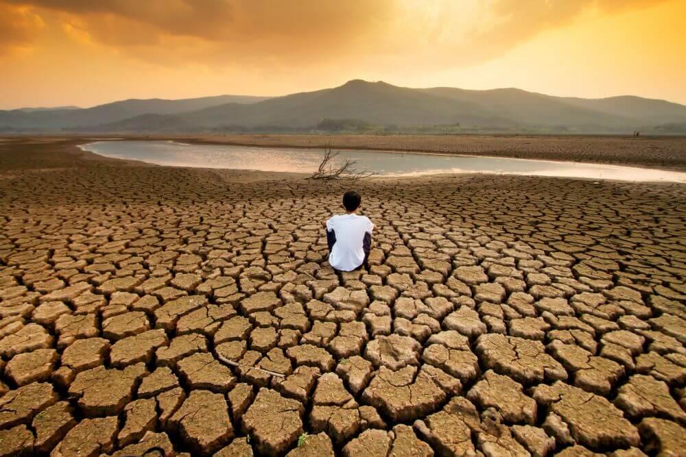 Water in de woestijn