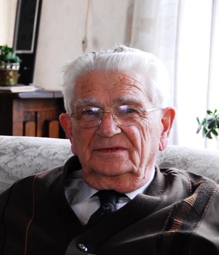 In memoriam ds. Willem van der Lingen