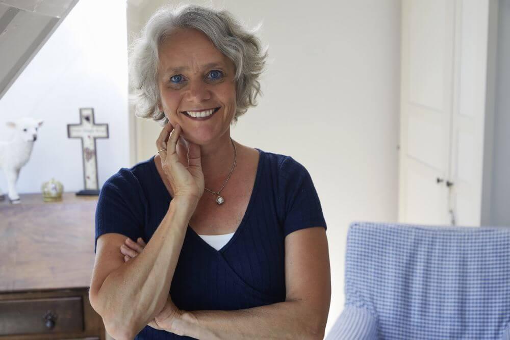 Annemarie Rietkerk over leven in vertrouwen