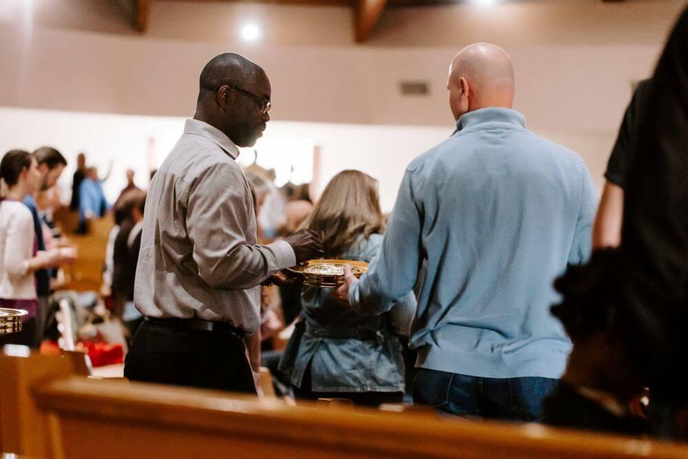 Verlangen naar kleur in de kerk