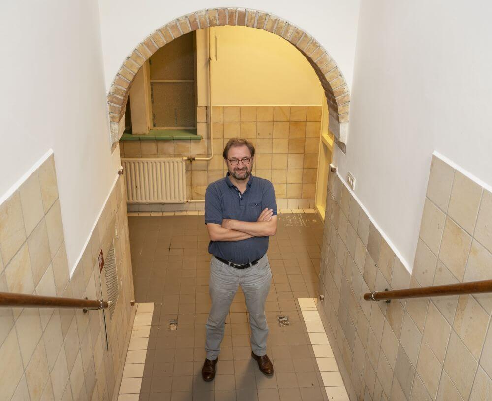 Arie Kok: nieuwsgierige taster naar zingeving