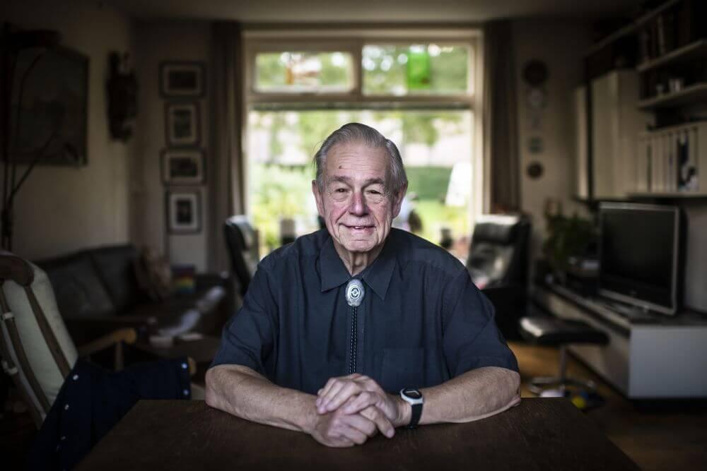 Harcourt Klinefelter: 'Als je echt vrij wilt zijn, zoek je de liefde'