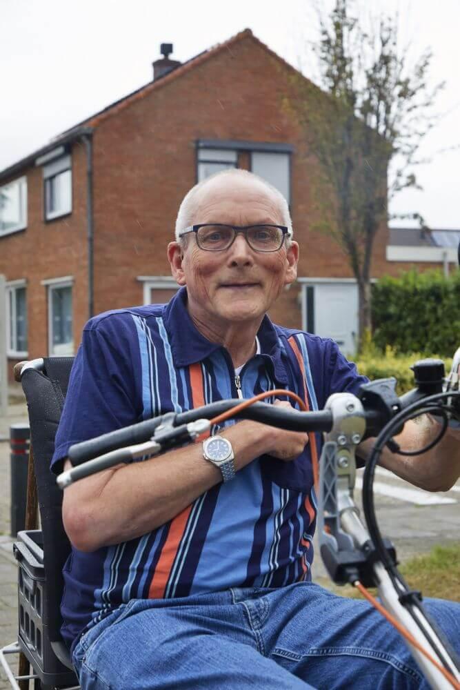 Jan Borgdorff: 'Ik werd bevrijd uit mijn cocon'