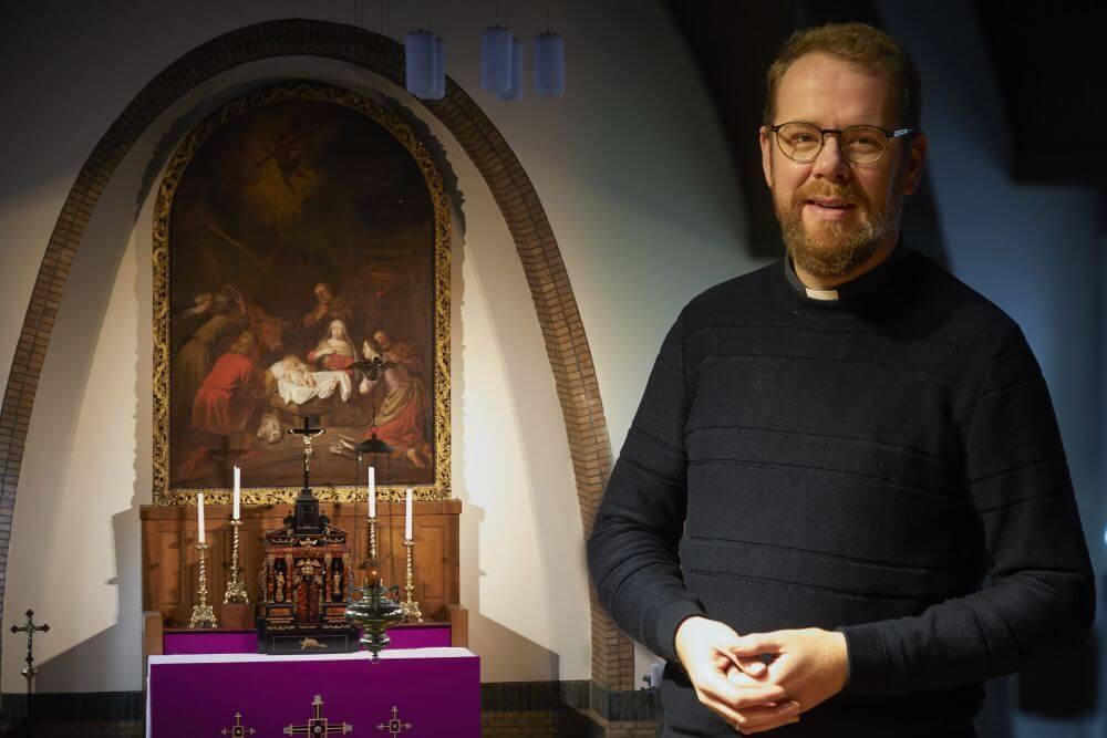 'Liturgie kan je over je weerstand heen helpen'