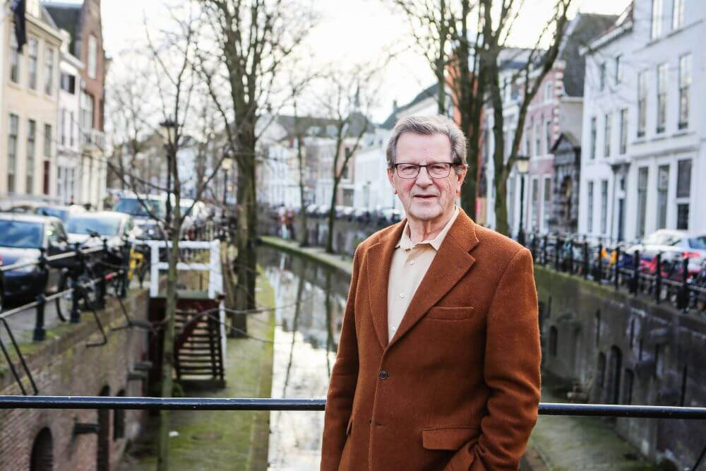 Wim Rietkerk: 'Materieel bezit doet me niets'