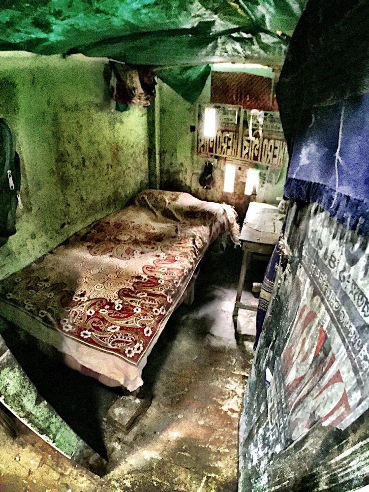 Vanuit deze plek in Calcutta werden vrouwen uit te prostitutie bevrijd door IJM. (beeld IJM)