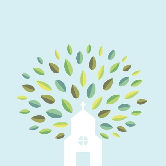 De kerk heeft de toekomst