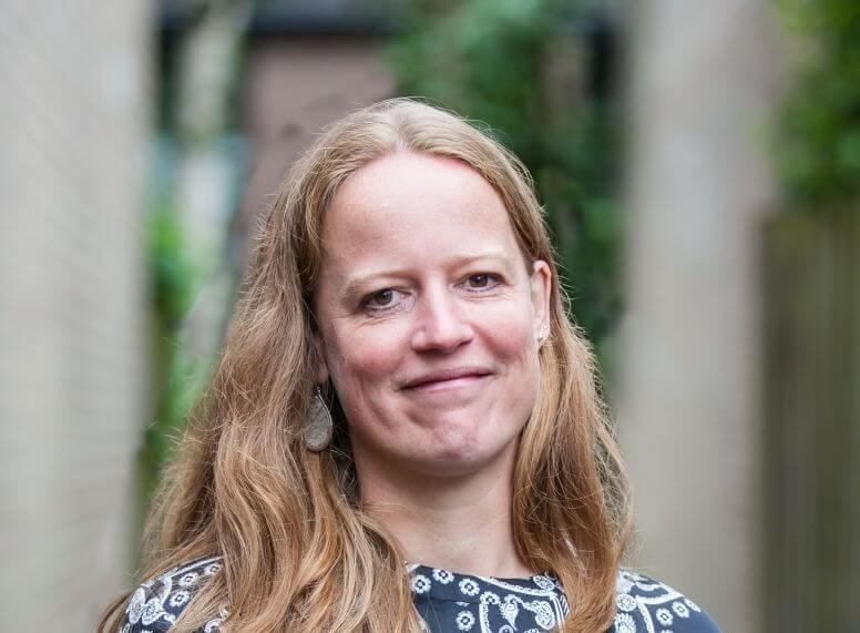 Anneloes Vuijk was verpleegkundige in Afghanistan