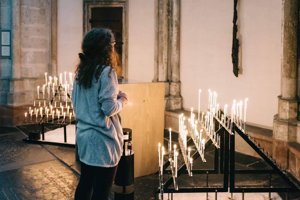 Jongeren en rituelen in de kerk